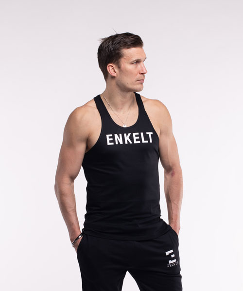 Training Tank Top Black